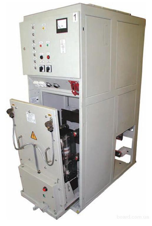 Открытое распределительное устройство 110кВ ( ОРУ).  Комплектная трансформаторная подстанция блочная КТПБ- 110/6(10).