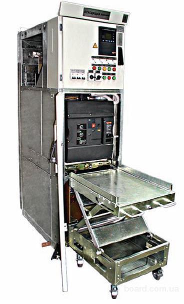 Дизель -генератор VP125V (Volvo).  Камеры сборные одностороннего обслуживания КСО.  Схема блока управления...