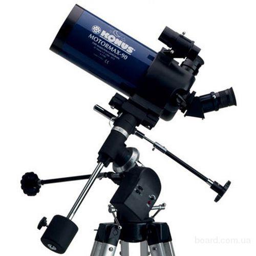Моторизированный телескоп Konus Konusmotor Max 90