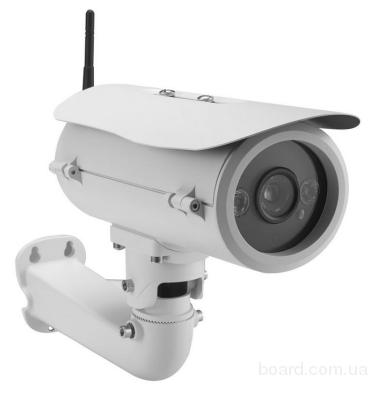 IP Wi-Fi камеры видеонаблюдения в Москве
