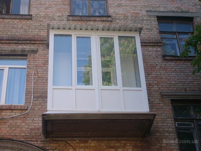 Балконы под ключ! предлагаю в киев, украина. цена договорная.