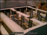 Пресс для сыра тунельный на 40 и 76 форм