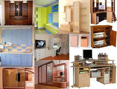 Производство корпусной мебели - недорогая мебель тут!.