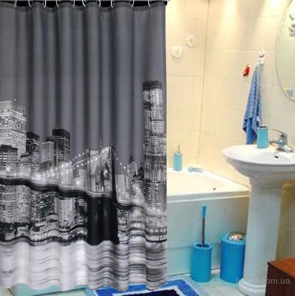 Необычные шторки для ванной. Шторки для душа эксклюзивной коллекции.