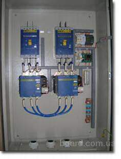 Щит Автоматического Ввода Резерва (АВР) представляет собой комплектное устройство и предназначен для подключения...