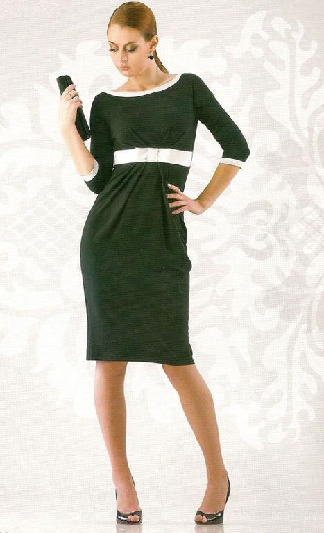 Трикотажное платье, нереально красивое.  Плаття європейських брендів від...