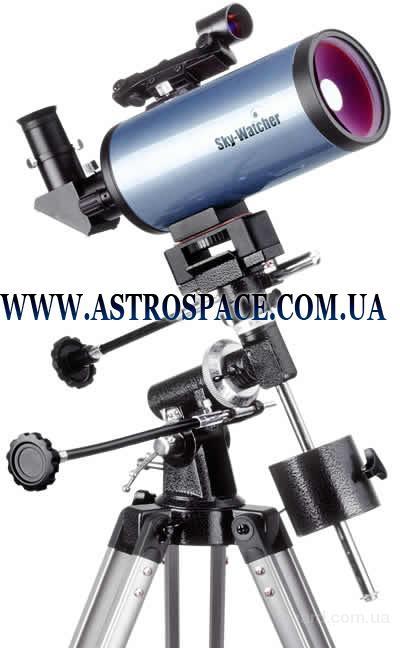 Зеркально-линзовый телескоп Sky Watcher 90 MAK EQ1