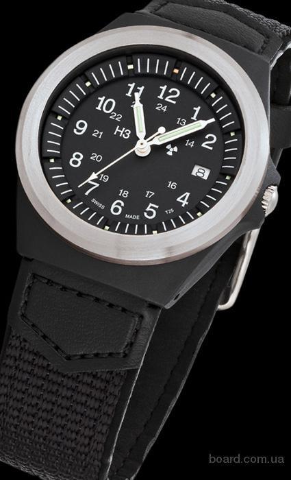 Traser ::Швейцарские военные часы Traser H3 watches с ...