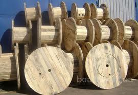 Продам деревянную упаковочную тару собственного производства ( кабельные и канатные барабаны различной величины...