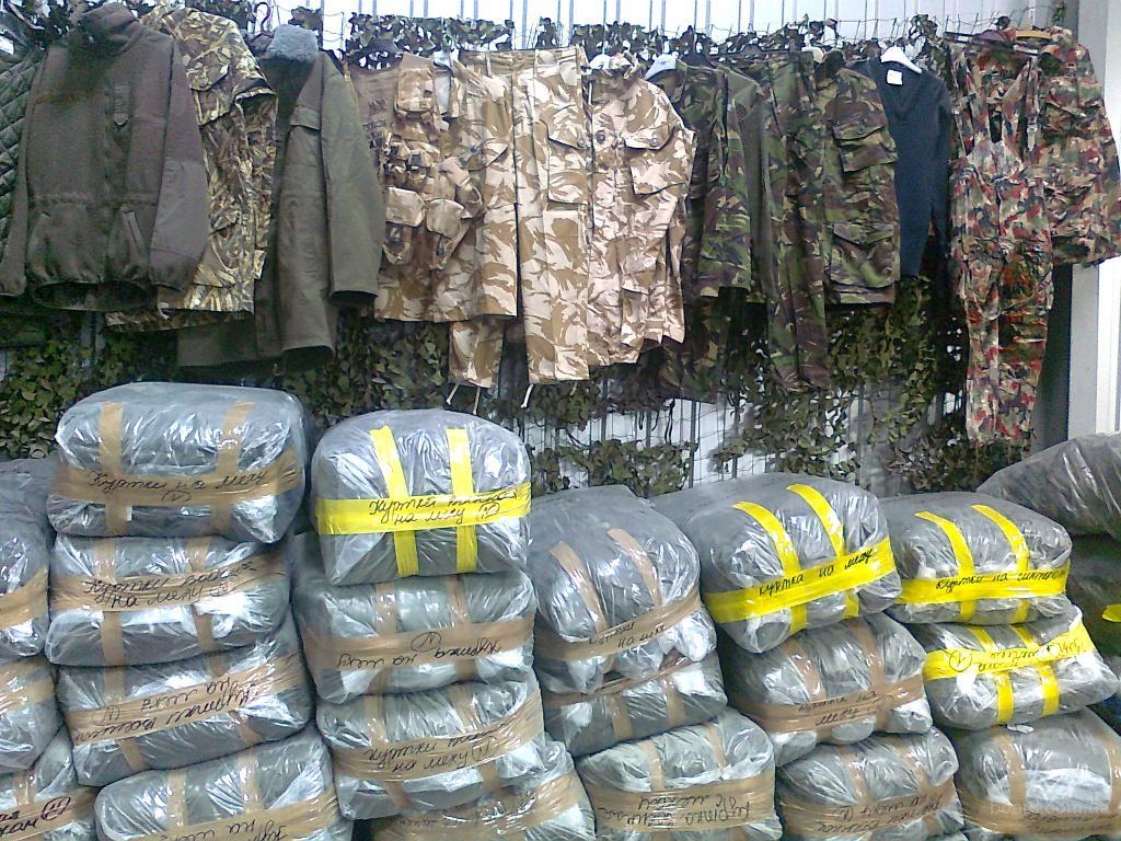военная обувь Военная обувь и форма НАТО, опт