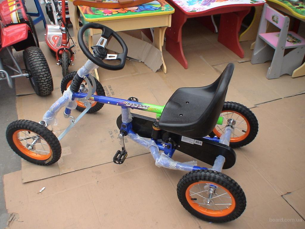 Как сделать колесо с педалями 876