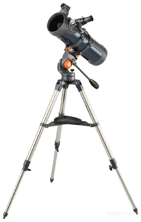 Телескоп рефлектор Celestron Astromaster 114AZ
