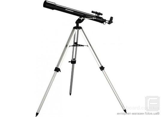 Телескоп рефрактор Bresser Sirius 709 AZ Carbon