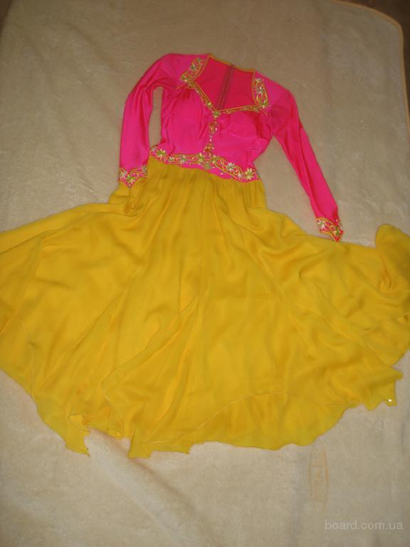 ОнЛайн Маркет: Продам бальное платье, стандарт kiev - photo 1.