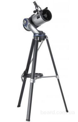 Автоматизированный телескоп рефлектор Meade 2130 II