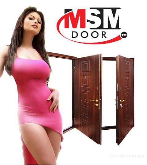 металлические двери от производителя акции