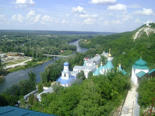 Святогорс, Славяногорск