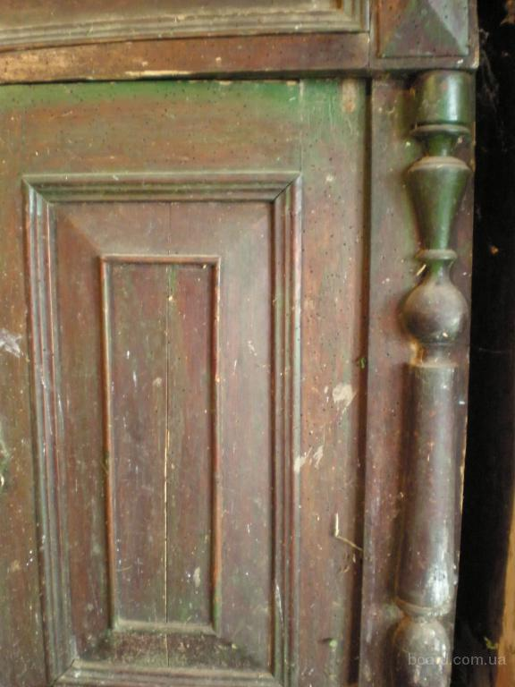 Продается старинный шкаф продам