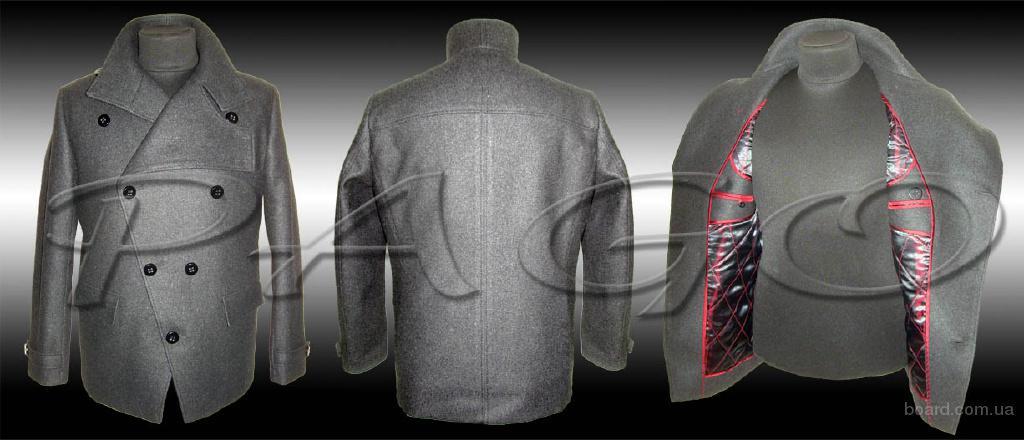 Как сшить пальто мужское