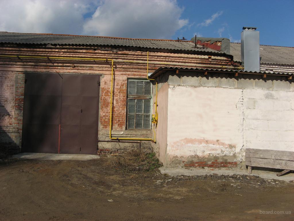 Производственное помещение 600 м кв или сдам