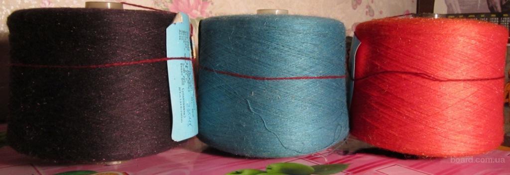 Какая нужна пряжа для машинного вязания 24
