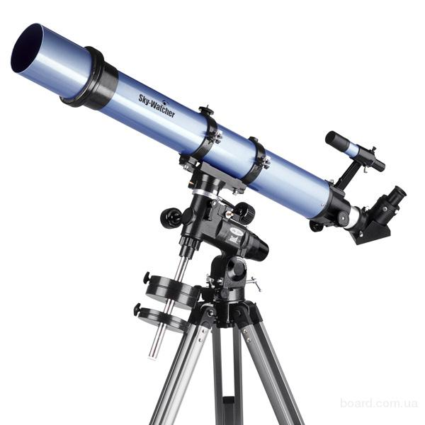 Телескоп рефрактор Sky Watcher 1021 EQ3