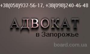 Адвокат в Запорожье