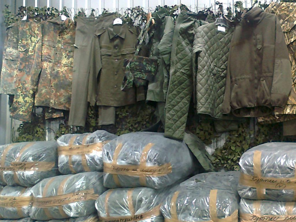 Одежда стран нато военная одежда