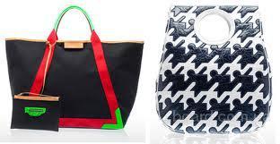 Фото модных сумок Balenciaga весна-лето 2011Ширина.  4.1. человек.