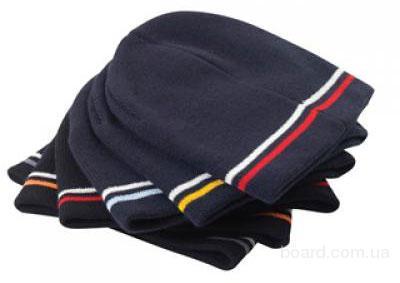 вязаные зимние шапки для мальчика, зимние шапочки для девочек спицами.