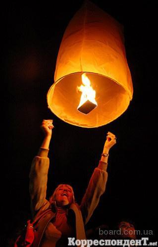 Небесные фонарики, воздушные фонарики, китайские фонарики, воздушные шары, купить продать воздушный - предлагаю. Цена договорная
