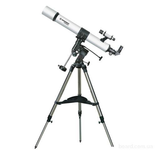 Телескоп рефрактор Bresser R-80 EQ