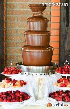 Шоколадный Фонтан, Фруктовая Пальма, Фонтан для шампанского
