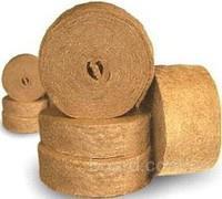 Предлагаю продукцию: Ключевые товарные позиции: веревка; джут; джутовая лента; лен; лён сантехнический; утеплитель...