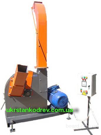 Продам дробильные машины древесных отходов (стационарные) в Харькове.
