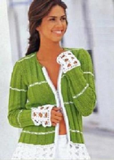модные вязаные джемперы со схемами