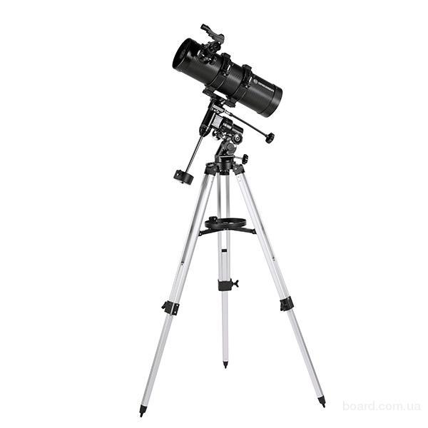 Телескоп рефлектор Bresser Pluto 114 EQ