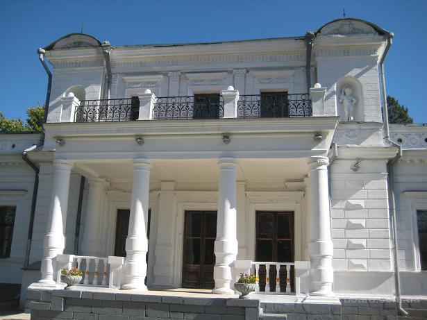 Дом князя А.Галицина