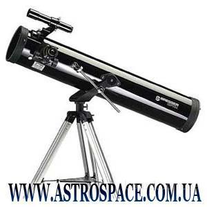 Телескоп рефлектор Bresser Venus 76 AZ+Case