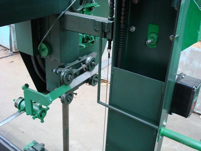 4-х сторонний деревообрабатывающий станок: