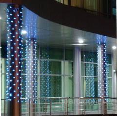 Гирлянда сетка,световые сети,светодиодная,световое оформление ,украшение гирляндами