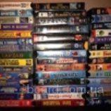 Видеокассеты, с фильмами продам