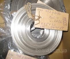 Лента титановая ОТ4-0 0,4х80