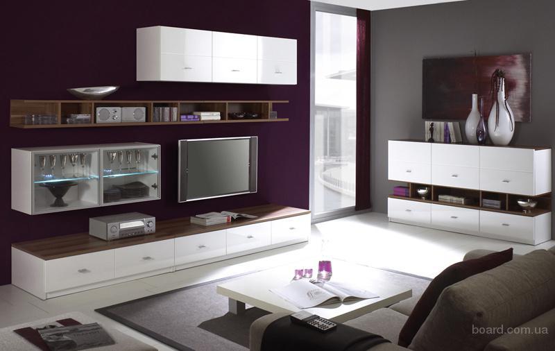 мебель от производителя тут белая модульная мебель в гостиную