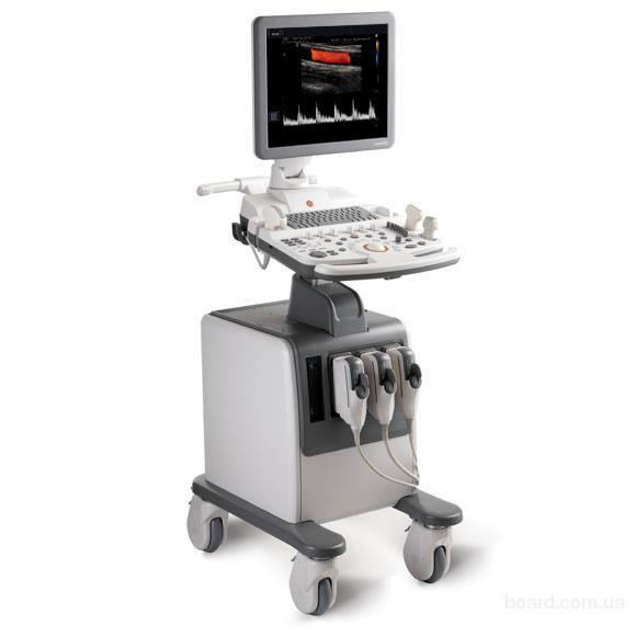 УЗИ сканер SonoAce R7 - ультразвуковой аппарат экспертного класса с цветным, энергетическим, направленным...