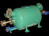 Аппараты и агрегаты к воздухоразделительным установкам: фильтр, теплообменник, электроподогреватель