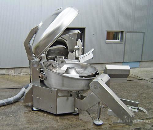 Куплю (постоянно)  мясоперерабатывающее оборудование (для переработки мяса) : куттер, шприц, волчок,