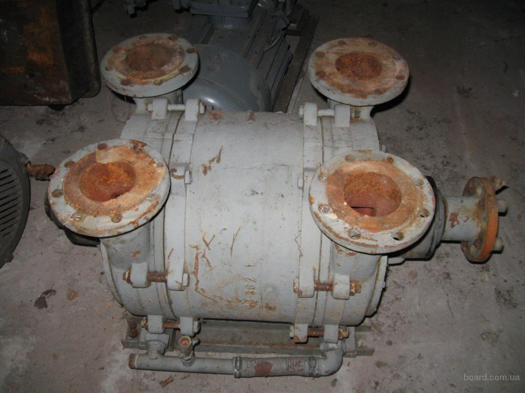 Насосы вакуумные ВВН-3, 150-SZO-384, другие насосы, оборудование