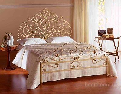 кованые кровати Кованые кровати в Киеве