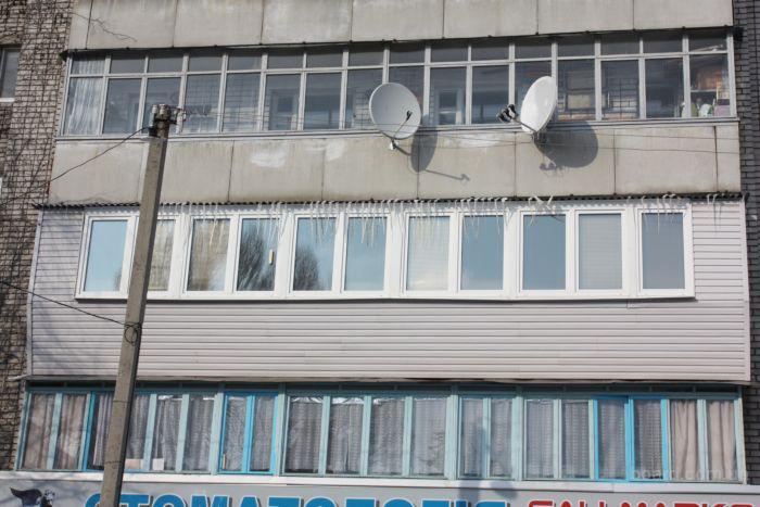 Фото балконов, балконы под ключ Черкассы.